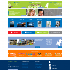 2014 – BCC Electronics Shops Chain